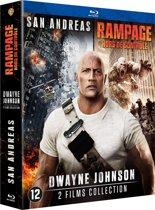 Dwayne Johnson Boxset (Blu-ray)