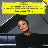 Piano Sonata/6 Moments Musicaux/Scherzi