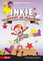 Toneellezen - Inkie steelt de show