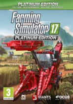 Farming Simulator 17 - Platinum Edition - Windows + MAC