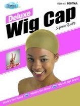 Dream Deluxe Wig Cap Brown