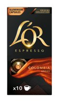 L'OR ESPRESSO Colombia koffiecups - 10 x 10 cups