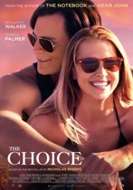 DVD cover van The Choice