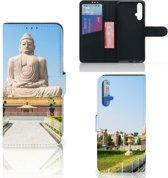 Huawei Nova 5T | Honor 20 Flip Cover Boeddha