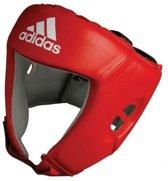 adidas AIBA - Hoofdbeschermer - L - Rood