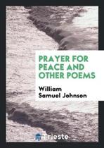 Prayer for Peace and Other Poems