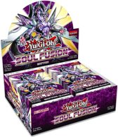 Yu-Gi-Oh! Soul Fusion Sealed Booster box Display 24 Boosters