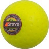 Grays Elite Hockeybal - Ballen  - geel - One size