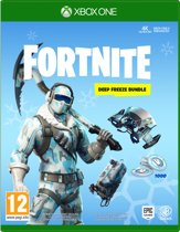 Fortnite: Deep Freeze Bundle - Xbox One (Voucher in Box)