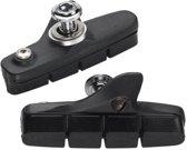 Shimano Remblokken V-brake Set R55c3 (br-7900) + Zwarte Houder