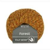 5 X Durable Forest 4008 Oranje/geel/bruin gemêleerd