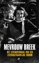 Boek cover Mevrouw Breek van Kim Heijdenrijk