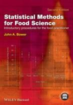 Statistical Methods for Food Science