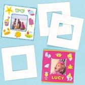 Kartonnen fotolijstjes  (10 stuks per verpakking)