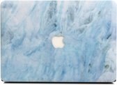 Lunso - cover hoes - MacBook Air 13 inch (2010-2017) - Marble Carib