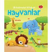 Ilk Kelimeler Kitabım - Hayvanlar