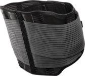 Thuasne Ruggordel Lombacross Activity hoog 21 cm, zwart, maat 6
