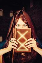 The Runic Witch Any Day Planner Notebook