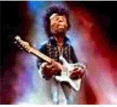 Jimi Hendrix Muismat