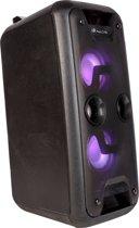 NGS WILDJAM / Draadloze Speaker / Bluetooth Speaker - draagbaar / 120W - Zwart -
