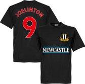 Newcastle United Joelinton 9 Team T-Shirt - Zwart - XXXL