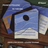 Francis Poulenc: Les Melodies sur des Poemes de Paul Eluard