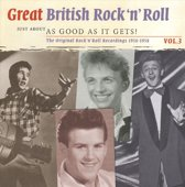 Just About As Good As It Gets! - Great British Rock 'n 'Roll Vol. 3