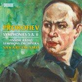 Prokofiev: Symphonies 5+6