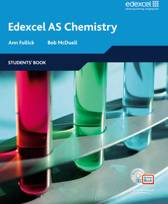 Edexcel A Level Science: AS Chemistry Students' Book with ActiveBook CD