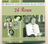 24 Rozen - De mooiste luisterliedjes aller tijden