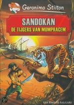 Sandokan. De tijgers van Mompracem. Van Emilio Salgari (Stilton)