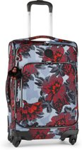 Kipling Youri Spin 55 N Handbagagekoffer 55 cm Rose Bloom Blue