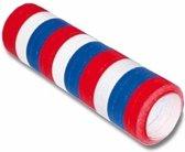 Serpentine rol rood/wit/blauw