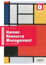 Campus handboek - Human resource management