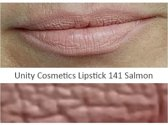 Unity Cosmetics parfumvrije hypoallergene Lipstick 141 Salmon