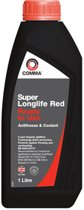 Koelvloeistof Comma Super Longlife Red Cool RTU 1Ltr