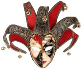 Masker Venetiaans Vrouw | Carnaval |Feest| Bal Masqué| Venitiaans Masker