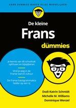 Boekomslag van 'Voor Dummies - De kleine Frans voor Dummies'