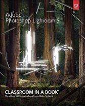 Omslag van 'Adobe Photoshop Lightroom 5'