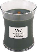 WoodWick® Medium Candle Evening Bonfire