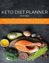 Keto Diet Planner for Men