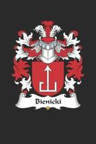 Bienicki: Bienicki Coat of Arms and Family Crest Notebook Journal (6 x 9 - 100 pages)