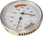 Karibu Klimaatmeter (thermometer + hygrometer) Classic (46711)
