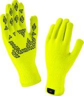 SS Ultra Grip-Hi Vis Yellow/Black-XL