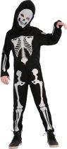 Botten skelet kostuum voor kinderen - Verkleedkleding - 104/116