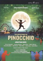 The Adventures Of Pinocchio (dvd)