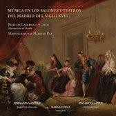 M??Sica En Los Salones Y Teatros Del Madrid Del Si
