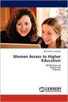 Women Access to Higher Education