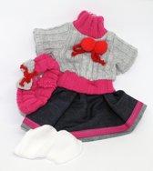 Paola reina Poppenkleding poppenkleren meisje babypop