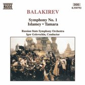 Balakirev: Symphony no 1, Islamey, Tamara / Golovschin